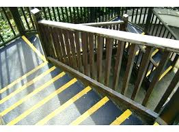 non slip stair treads for wood anti slip stair treads outdoor metal for wooden decks ramps