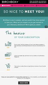 welcome email template 10 examples of highly effective welcome emails verticalresponse