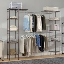 closet systems. Meehan Expandable 83\ Closet Systems -