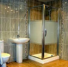 Small Bathroom Corner Shower Ideas Hanging Lanterm Lamp With Glass
