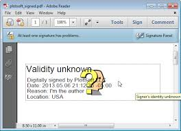 How To Digitally Sign A Word Document How To Add A Digital Signature Into Pdf Document