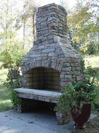 stoneage manufacturing wood burning fireplace kit standard models within outdoor kits remodel 11