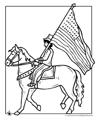 Small Picture 14 coloring pages of flag day Print Color Craft