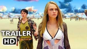 VALERIAN Official Trailer # 2 (2017) Cara Delevingne, Dane DeHaan, Rihanna  Sci-Fi Movie HD - YouTube