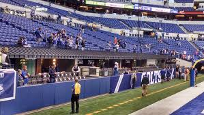 Colts Seating Chart Indianapolis Colts Seating Guide Lucas Oil Stadium