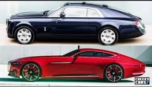 2018 maybach coupe. plain 2018 2018 rollsroyce sweptail vs vision mercedesmaybach 6 coupe and maybach coupe h