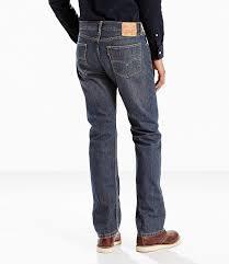 Levis Mens Mens 505 Regular Fit Jean Range 36 X 36