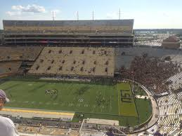 Lsu Stadium Seating Chart Visitor Section Tiger Stadium Section 631 Rateyourseats Com