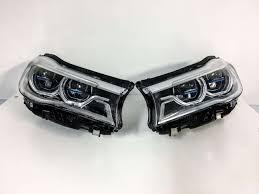 Sport Series bmw laser headlights : BMW 7 Series G11 G12 2016- Laser Light headlights - Xenonled.eu