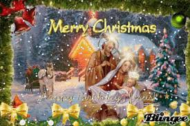 merry christmas jesus birthday. Unique Christmas Merry Christmas Happy Birthday Jesus Throughout Christmas