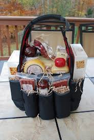 holiday gift idea hickory farms food gift baskets and help a good cause