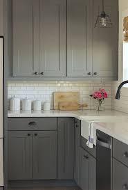 best 25 gray kitchen cabinets ideas