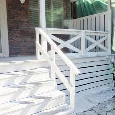 Adding Craftsman Elements Changed This Whole House Duplex Porch Railing Pictures