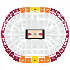 Clippers Game Seating Chart Clipper Nation Mvp Membership