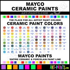 Mayco Ceramic Paint Brands Mayco Paint Brands Ceramic