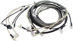 farmall b bn wiring harness wiring harnesses farmall parts farmall b bn wiring harness