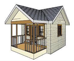 backyard playhouse plan free