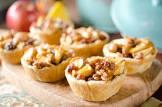 caramel apple pie cups