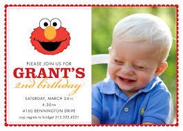 elmo 1st birthday invitations for birthday invitation cards invitation card design in your invitation acpanied by