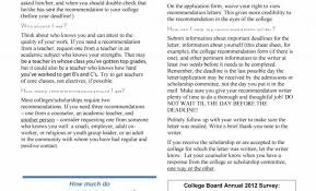Letter Of Recommendation For Scholarship From Employer