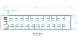 Sample Floorplans For Bus Conversion