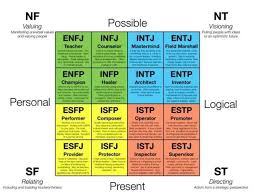 what s your personality type what type are you bull 2