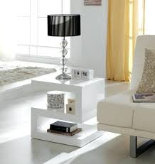 white side tables. White Side Table View Larger Gallery Z Shaped Lamp Ikea Uk . Tables