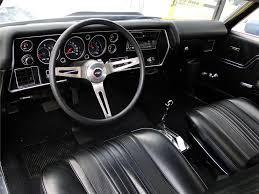 1970 chevy chevelle ss interior
