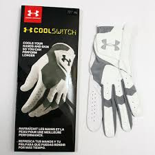 Under Armour Mens Coolswitch Golf Glove 3 Colors 22 79
