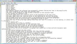 computer key board shortcuts create an easy access keyboard shortcut list cnet