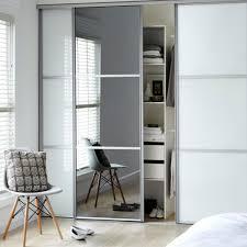 bedroom fitted furniture b q wickapp three door sliding wardrobe