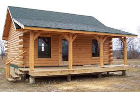 Small Picture Small log cabins Big or Small Log Homes log homes Pinterest