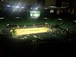 Baylor Basketball Arena Seating Chart Ferrell Center Interactive Seating Chart