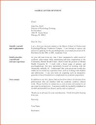 13 Letter Of Intent For A Job Sponsorship Letter