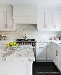 kitchen white glass backsplash. Elegant White Marble Glass Kitchen Backsplash E