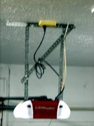 installing a garage door openerGarage Door Opener mounting Motor To Ceiling  General DIY