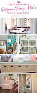 small bedroom storage ideas. Are You In Need Of Some Genius Small Space Bedroom Storage Ideas? Well, Ideas R