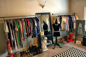 turn bedroom into walk in closet spare bedroom into closet impressive decoration how to turn a