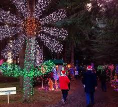 Christmas in the Garden - Picture of Oregon Garden Resort ...