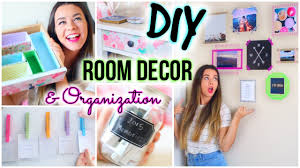 diy room decor organization for 2015 youtube