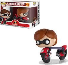<b>Funko POP</b>! Rides Фигурка <b>Суперсемейка</b> 2 (Incredibles 2) POP ...