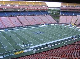 Aloha Stadium Brown Gg Rateyourseats Com