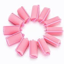 <b>12 Pcs Soft</b> Sponge <b>Hair</b> Curler Rollers T- Buy Online in Cambodia ...