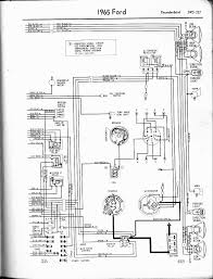 thunderbird wiring diagrams 1965 part 2 wiring diagram