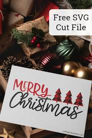 How to convert a svg file. Free Merry Christmas Svg Cut File Cutting For Business