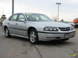 2001 Chevrolet Impala (w) – pictures, information and specs - Auto ...