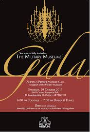 Gala Invitation Template Gala Invitations Template Gala Pinterest Gala invitation 1