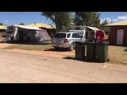 exmouth caravan park indefinite leave