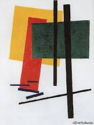 Направления абстрактной живописи супрематизм Реферат Супрематизм высшая ступень развития искусства на пути освобождения от всего внехудожественного на пути предельного выявления беспредметного как сущности