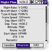Copilot Flight Planning Software For Palm Os